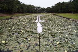 画像:みそぎ池(御池)