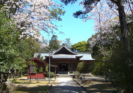 画像:江田神社