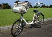 親子自転車