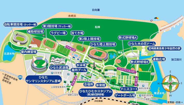 県 総合 運動 公園 宮崎県総合運動公園 宮崎県総合運動公園 -