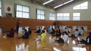 太極拳教室1