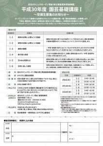 H31.2 園芸基礎講座Ⅰout