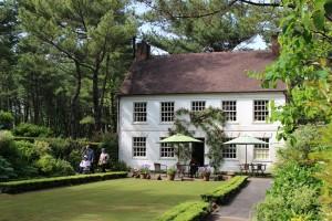 英国式庭園フォーマルガーデン