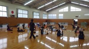 太極拳教室2