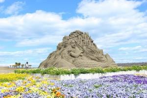 砂の彫刻家④