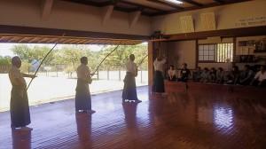 弓道体験教室1