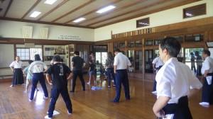 弓道体験教室2