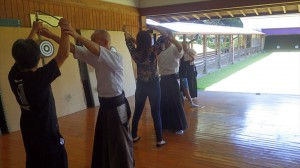 弓道体験教室3